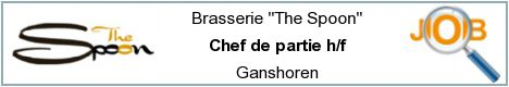 Job offers - Chef de partie h/f - Ganshoren