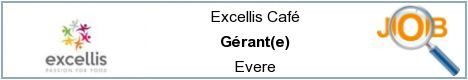 Job offers - Gérant(e) - Evere