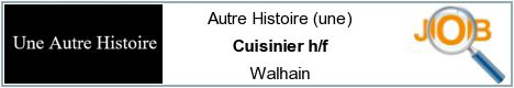 Job offers - Cuisinier h/f - Walhain