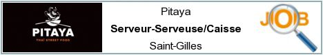 Job offers - Serveur-Serveuse/Caisse - Saint-Gilles
